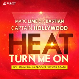 Marc Lime and K Bastian feat Captain Hollywood – Heat