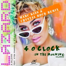 Lazard & BK Duke ft. Kyra Pharao & Will Gibbs – 4 o'clock (in the morning) (Marc Kiss & Crystal Rock Remix)